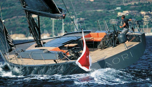 Aori Charter Yacht - 2