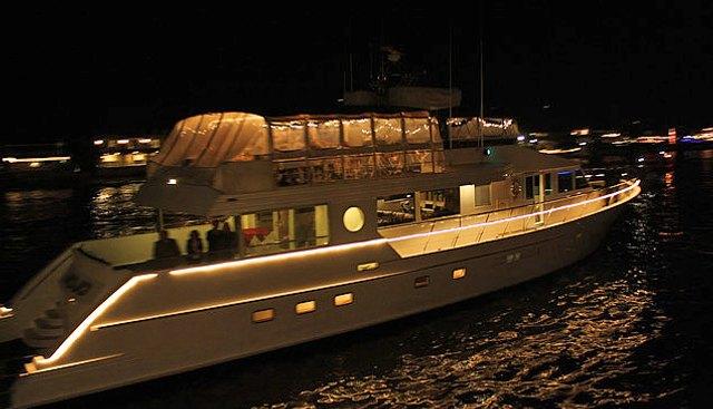 Mojo Charter Yacht - 4