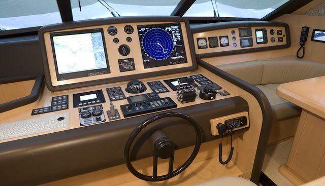 Yasemi Charter Yacht - 2