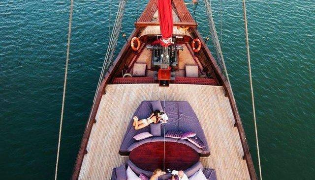 Manta Mae Charter Yacht - 4