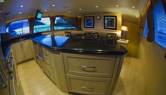 Intrigue Charter Yacht - 7