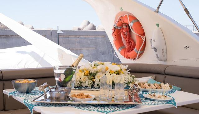 D'Aristotelis Charter Yacht - 3