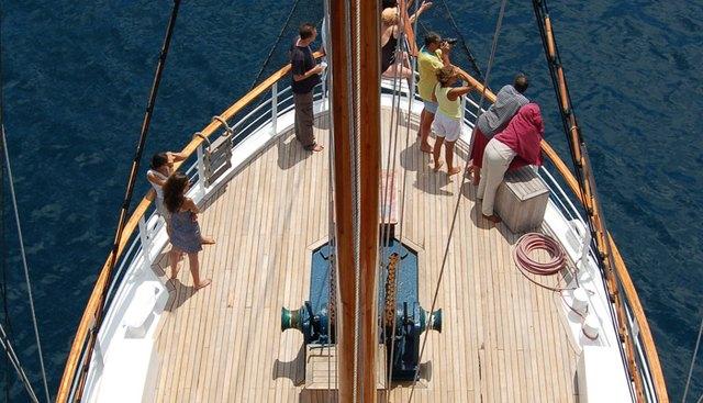 Sagitta Charter Yacht - 4