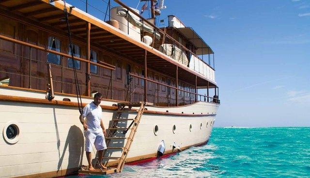 Over The Rainbow Charter Yacht - 3