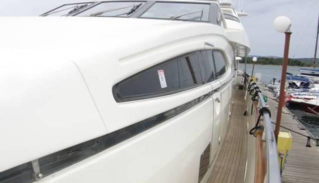 Azimut Jumbo 100 Charter Yacht - 2