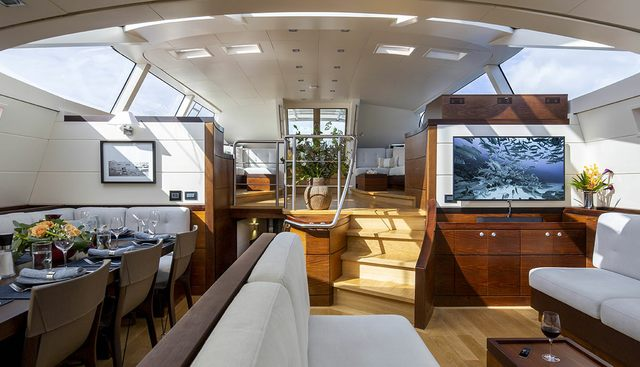 Radiance Charter Yacht - 8