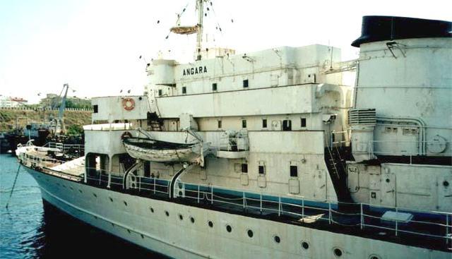Angara Charter Yacht - 2
