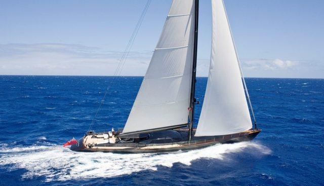 Celtic Spirit Of Fastnet Charter Yacht
