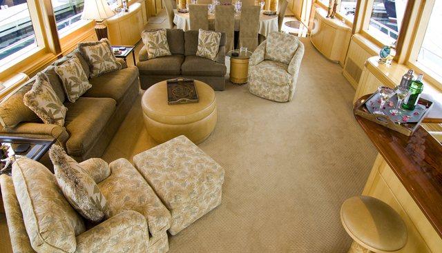 Sans Souci Charter Yacht - 5