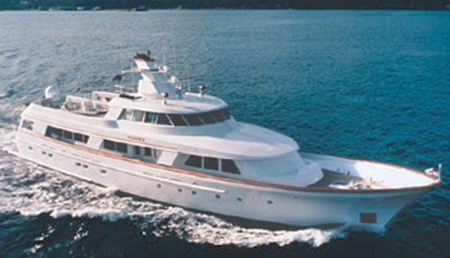 Alliance Charter Yacht - 2