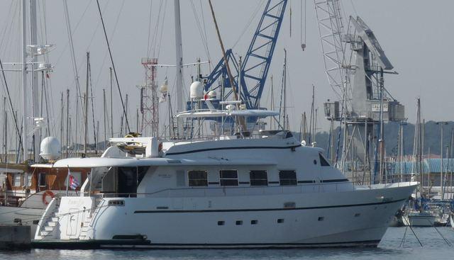Enneffe Charter Yacht - 2