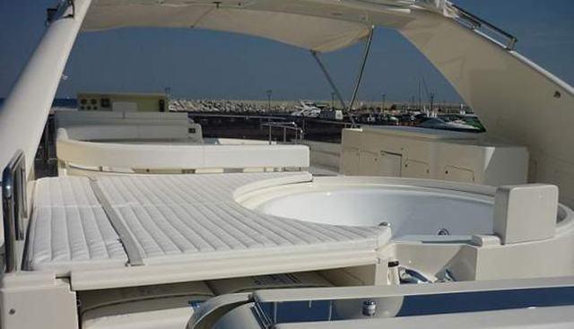 Pantera Charter Yacht - 5