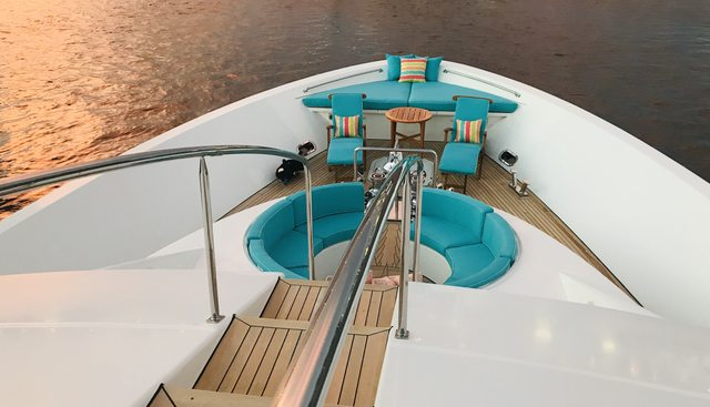 Relentless Charter Yacht - 2