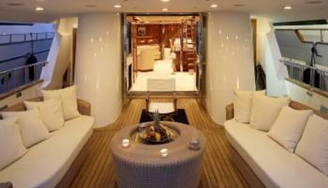 Corvus Charter Yacht - 3