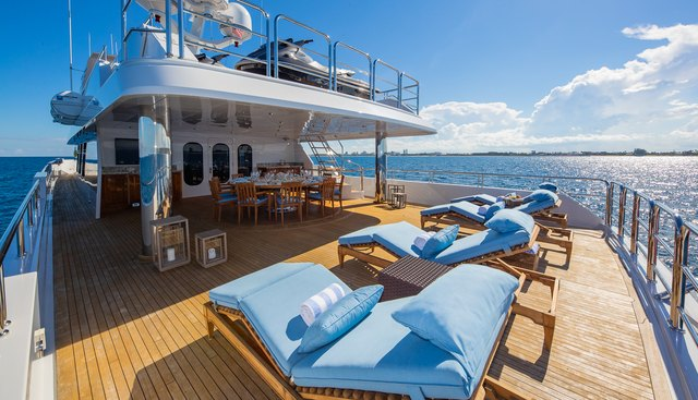 Top Five Charter Yacht - 3