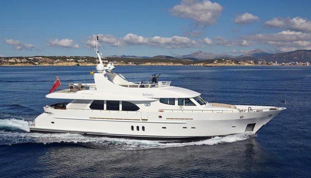 Jasmine Luna Charter Yacht