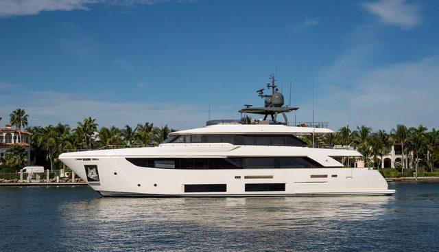 Gioia Charter Yacht