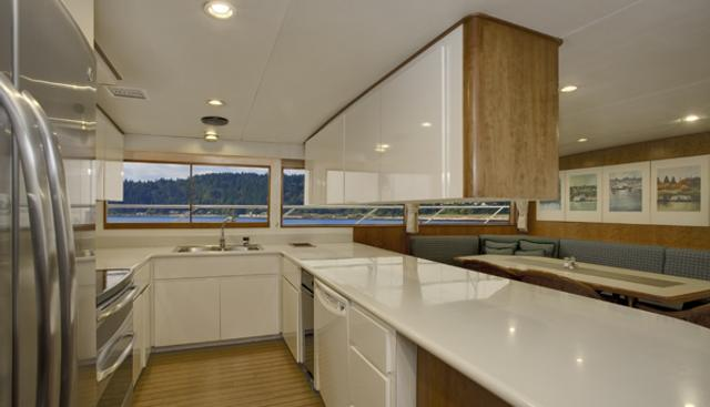 Golden Eagle Charter Yacht - 4