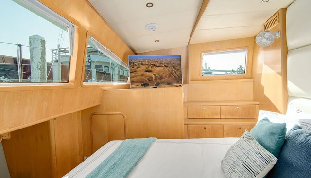 Blue Gryphon Charter Yacht - 8