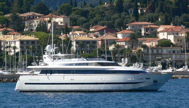 Altamarea I Charter Yacht