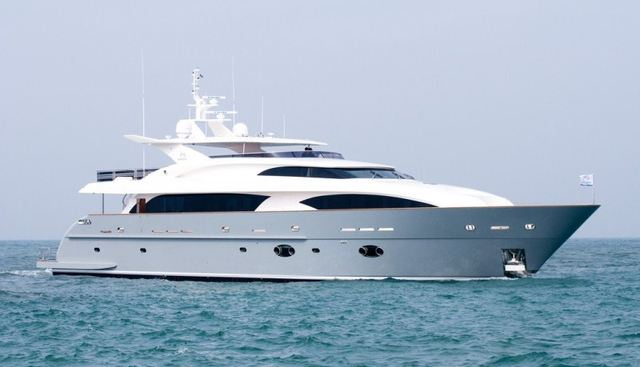 Muses Charter Yacht