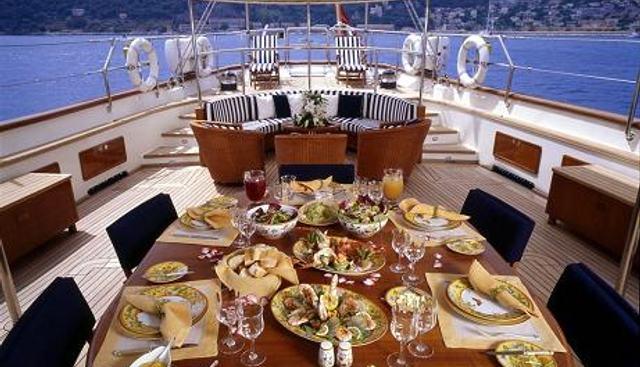 Ellen Charter Yacht - 5