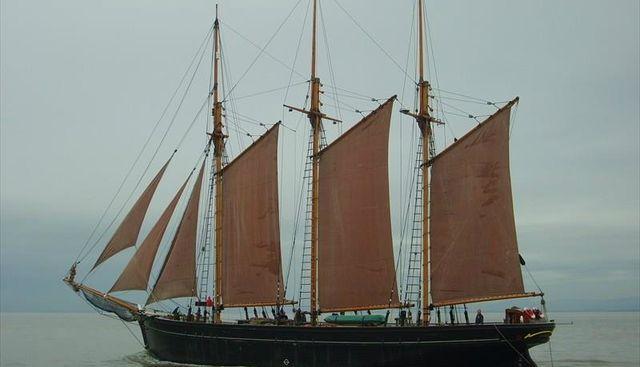 Kathleen & May Charter Yacht