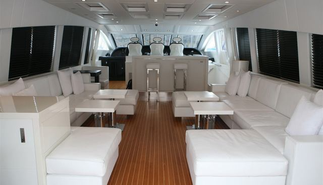 Friday Charter Yacht - 4