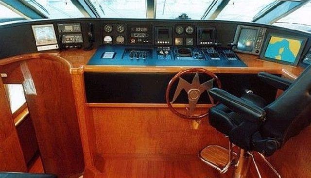 Charly Boy Charter Yacht - 2