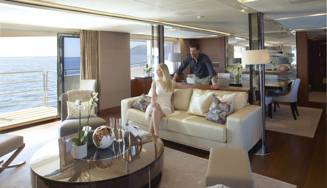 Imperial Princess Beatrice Charter Yacht - 7
