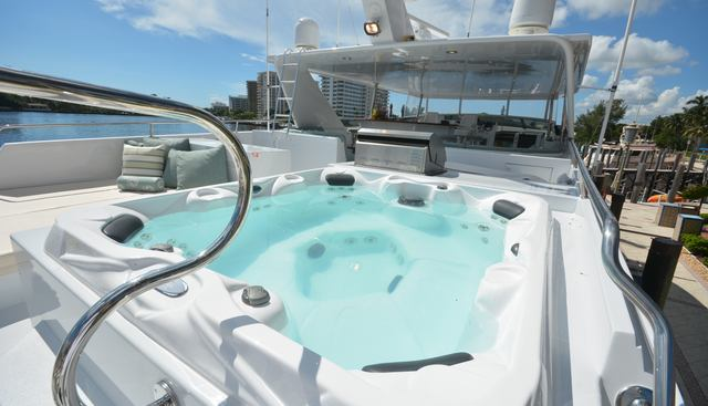 Escape Charter Yacht - 5