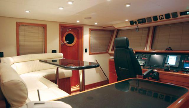 Fortaleza Charter Yacht - 4
