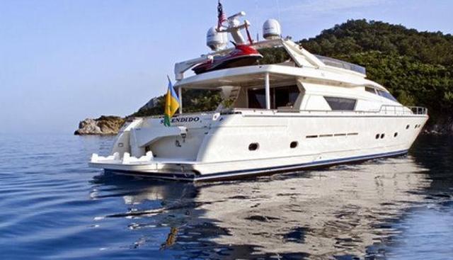 Splendido Charter Yacht - 5