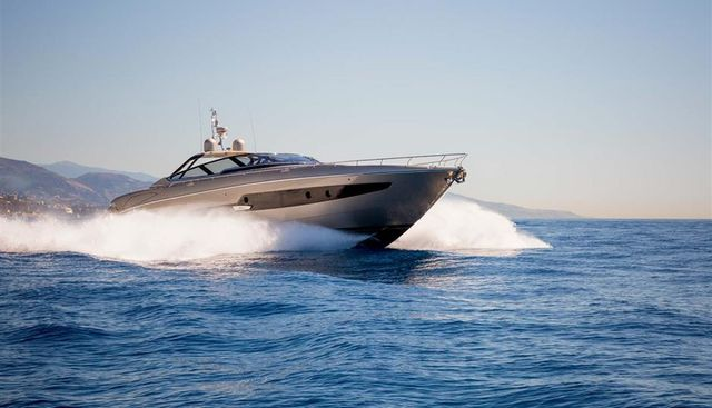 Sola Charter Yacht