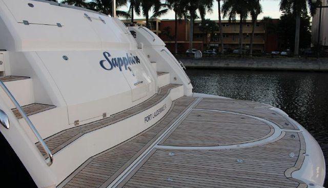 Sapphire Charter Yacht - 8