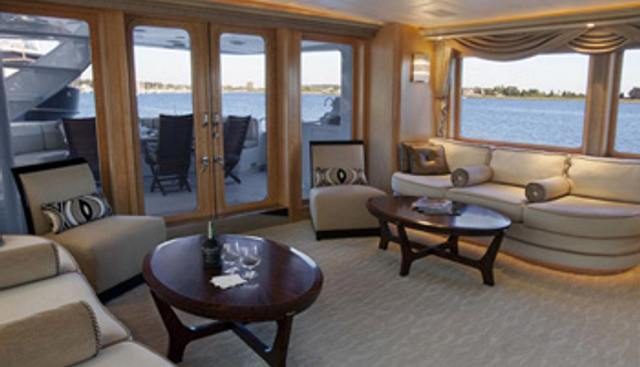 Lady Sharon Gale Charter Yacht - 2