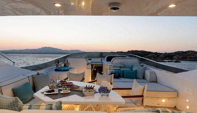 Amaya Charter Yacht - 4