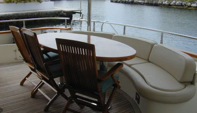 Aegis Charter Yacht - 5