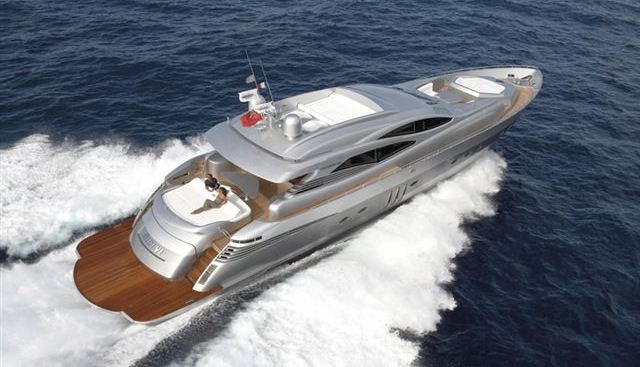 Peter K Charter Yacht - 4