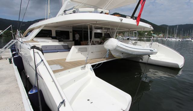 Akasha Charter Yacht - 4