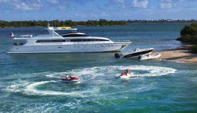 Never Ending Journey Charter Yacht
