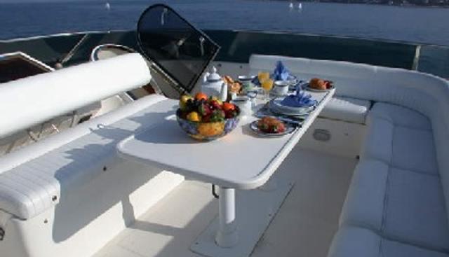 Midnight Rose Charter Yacht - 3