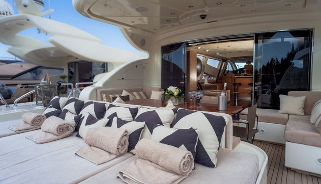 Leopard Charter Yacht - 4