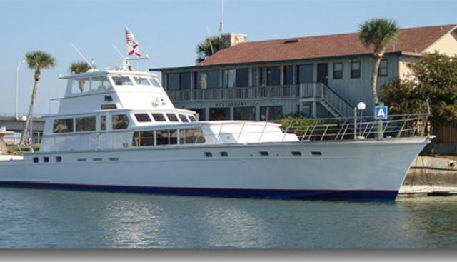 Hemingway Charter Yacht