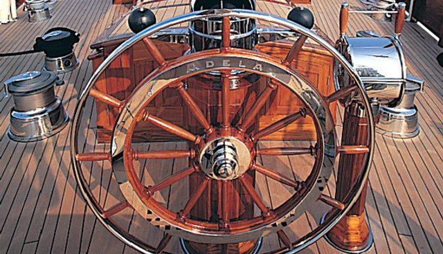 Adela Charter Yacht - 4