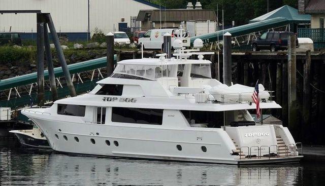 Cajun Dancer Charter Yacht - 2
