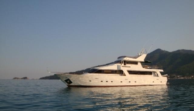 White Liberty Charter Yacht - 2