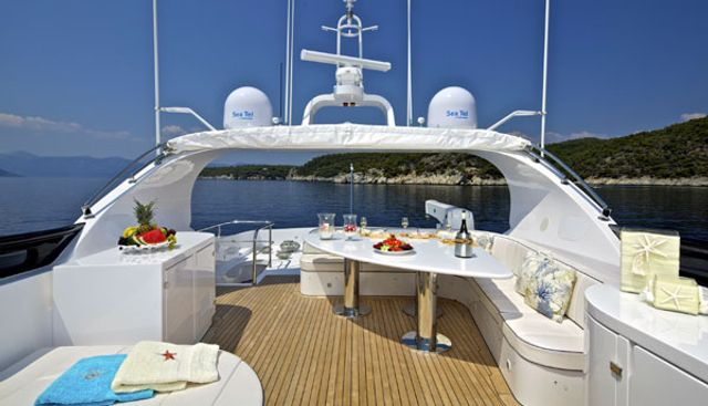 Marnaya Charter Yacht - 3