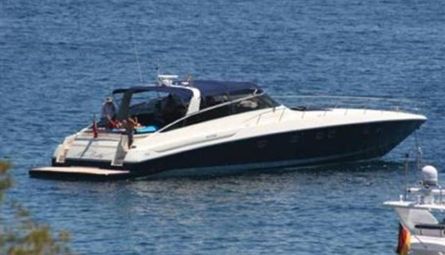 Miss Molly Charter Yacht