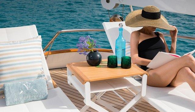 Vespucci Charter Yacht - 3